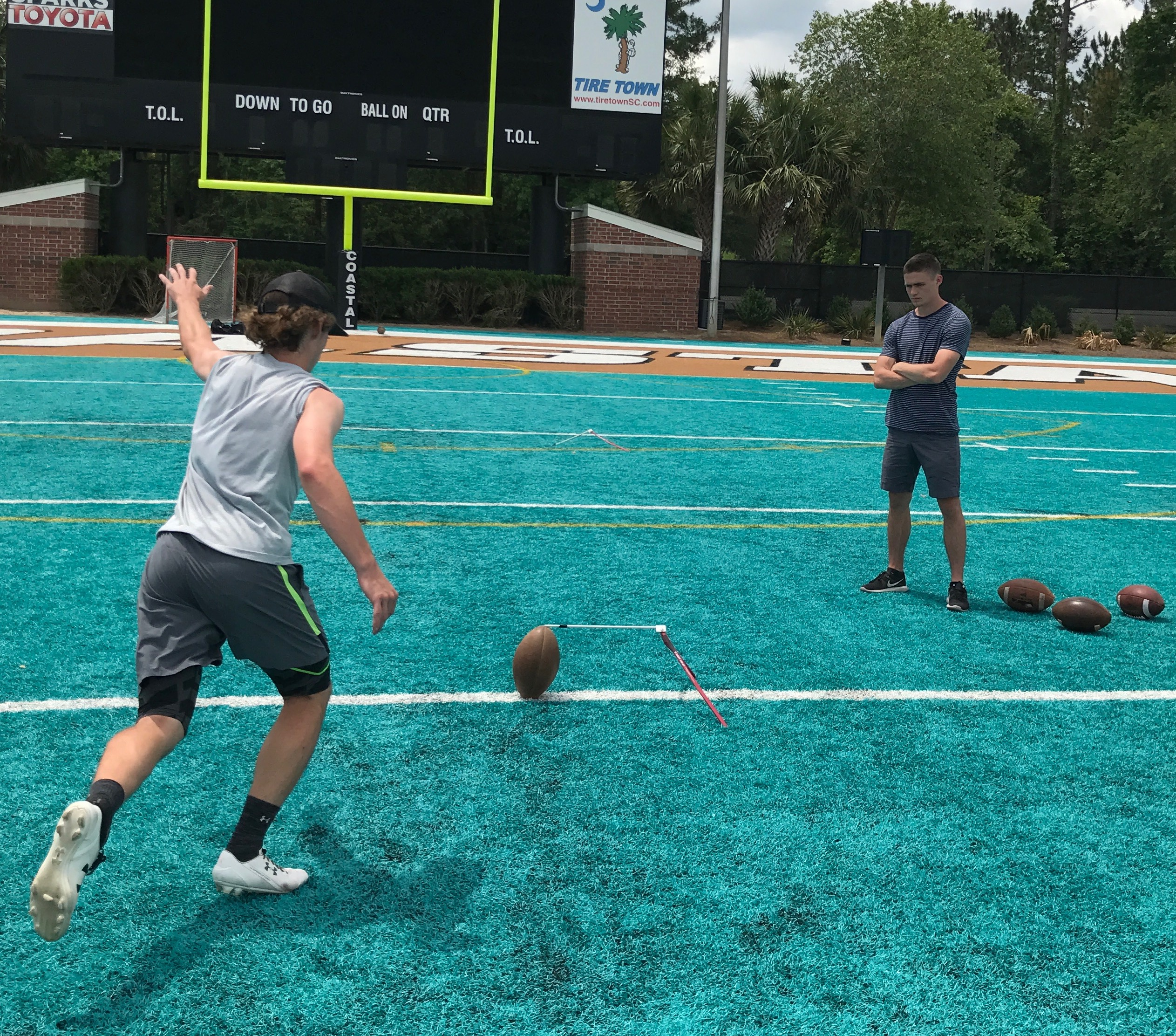 Liberty Kicking Academy