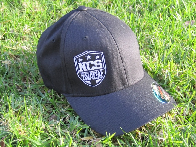 NCS Logo Hat - Flex Fit - Black