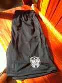 NCS Logo Double Layer Shorts